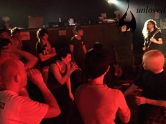Unloved - Erste Headlinershow in Tokio City 06