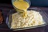 delicious vegan cheese sauce (Husbands That Cook) Tags: vegan lemon tofu casserole pasta vegetarian garlic mustard turmeric thyme macandcheese nutritionalyeast veganomicon veganmacandcheese