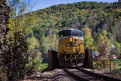 CSX BR Sub (Peyton Gupton) Tags: railroad train br tn tennessee sub rail railway trains erwin csx csxt clinchfield