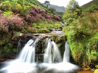Fair Brook Waterfall