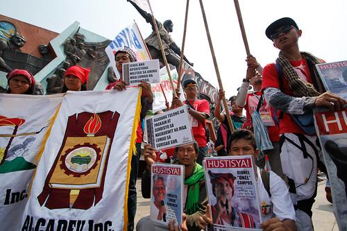 People Over Profit: #StopLumadKillings