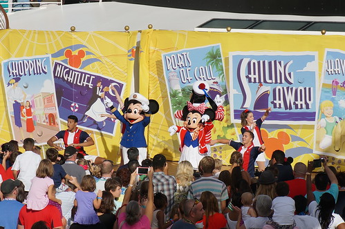"""Disney Fantasy Sail Away Party • <a style=""""font-size:0.8em;"""" href=""""http://www.flickr.com/photos/28558260@N04/22612235140/"""" target=""""_blank"""">View on Flickr</a>"""