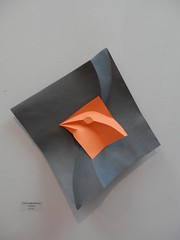 Chick Head (Poetry in Paper) Tags: