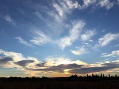 Jeudi 19 novembre 2015 (karine_avec_1_k) Tags: sky cloud sun soleil ride happiness ciel quite nuage bonheur balade tranquillité