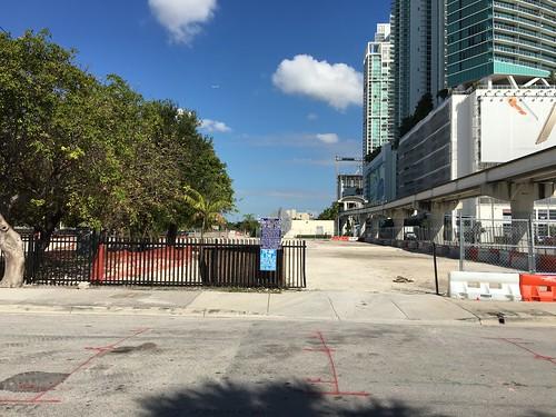 Future Site Miami Worldcenter