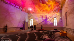 1.8, 2015 by Janet Echelman (Thad Zajdowicz) Tags: leica light shadow people sculpture color colour art texture window yellow japan wall museum digital smithsonian dc washington artist gallery pattern purple floor contemporary large indoor ceiling tsunami 18 sculptor renwickgallery saam 2011 smithsonianamericanartgallery janetechelman tohokuearthquake zajdowicz