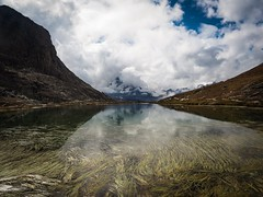 Swirl (Feldore) Tags: lake alps water clouds reeds landscape switzerland swiss olympus gornergrat matterhorn mchugh mountins em1 1240mm feldore
