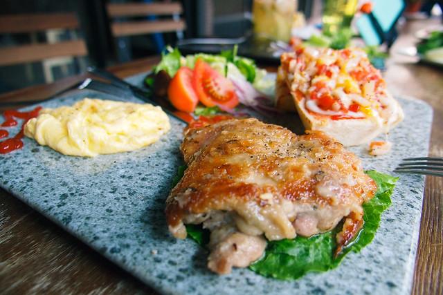台中 西屯–(分享)新開幕早午餐–饞 Greedy brunch