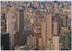 Sao Paulo City (sheldongardner) Tags: city brazil architecture buildings cityscape saopaulo highrise metropolis sheldon density urbansprawl concretejungle