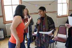 Maucha Adnet leads vocalist class at 2015 Port Townsend Jazz Workshop (Centrum Foundation) Tags: usa wednesday jazz workshop porttownsend wa centrum vocalists 2015 mauchaadnet jazzporttownsend darynndean