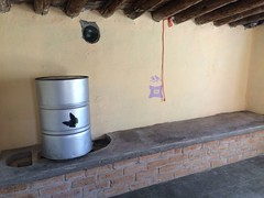 RMH0050 (velacreations) Tags: rmh woodburningstove rocketmassheater