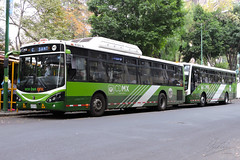 MASA G12RLE 6077 G - Volvo CAIO B290R Procity 1784 Sistema de Movilidad 1 (tonypatriot2901) Tags: masa g12rle 6077 g volvo caio b290r procity 1784 sistema de movilidad 1 gas natural santa fé ecobus cdmx ciudad méxico