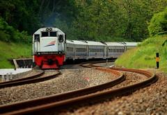Progo (Ikhsan Prabowo Hadi) Tags: progo train railways rail railfans railroad railway railfan railone keretaapi kulonprogo kalimenur