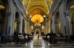 A _DSC1121 (andrea198011) Tags: basilica roma bonifacio santi prospettiva grandangolo