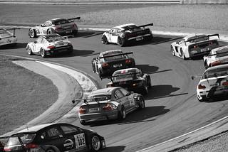 Formation Lap ADAC GT Masters, Hockenheim