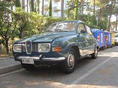 Saab 96 (regular carspotting) Tags: saab 96 swedish classic car oldtimer