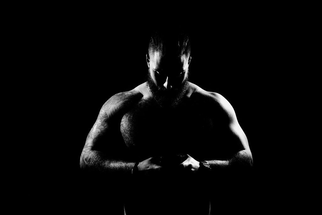 Muscle Definition Tudor A Parau Tags Portrait Lowkey Low Key