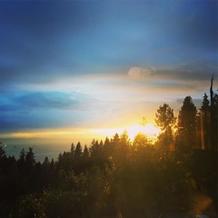 Horizoneye. #canada #vancouver #horizon #sunset #homesweethome
