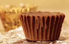 Macro Monday - Chocolate Edge (MelenaMe) Tags: edge chocolate food edible candy snack ridges