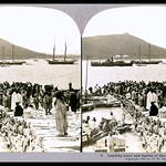 A VISIT TO OLD KOREA in 1902, No.9 --  Korea As it Was, Captured in 3-D by HERBERT G. PONTING thumbnail
