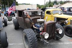Ratrod Truck (bballchico) Tags: ratbastardscarshow carshow ratrod rattruck truck 206 washingtonstate