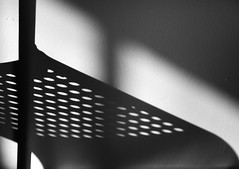 Shadowlands 4 (Robert_Brown [bracketed]) Tags: robertbrown photography portland oregon shadows show blackandwhite bw abstract lines shapes texture