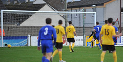 23 Lossie miss a sitter (gurnnurn.com pictures) Tags: nairn county highland league lossiemouth fc wee station park october 30 2016 30th