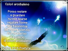 Colori arcobaleno (Poetyca) Tags: featured image immagini e poesie sfumature poetiche poesia