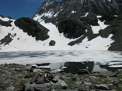 eissee (geert joseph) Tags: oostenrijk austria virgental berg see mountain meer sneeuw snow tauern
