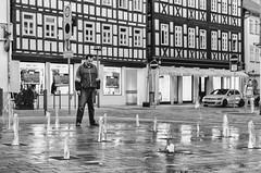The fountain master... (b_represent) Tags: foutain brunnen street strasenfotografie strase streetphotography coburg bayern bavaria