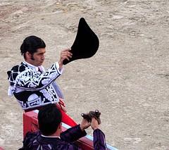 Morante de la Puebla (aficion2012) Tags: morante de la puebla torero matador corrida bull bullfight toro toreau arles goyesca goyesque france francia 2016
