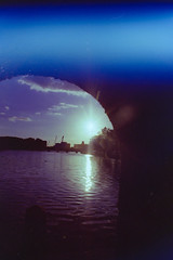 chrysler arch (koreyjackson) Tags: lomo lomography film 35mm minolta x700 washington dc thank you gallery norfolk