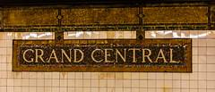 Tiles, Grand Central station, New York Metro (peripathetic) Tags: 2016 5d 5dmk3 5dmkiii america canoneos5dmk3 nyc newyorkcity us usa unitedstates canon grandcentral grandcentralstation grandcentralterminal manhattan manhattanisland newyork newyorkmetro subway subwaysign tiles