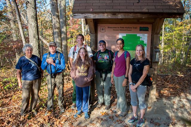 Hoosier National Forest - Pate Hollow - Sierra Club Hike - October 29, 2016-hollow_161_crop