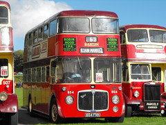 854, 854 FNN, AEC Regent V, Northern Counties Body (1)