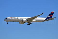 Airbus A350.941 13 (Mariano Alvaro) Tags: airbus a350 madrid 941 barajas avion