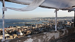 A panoramic view of Algier (Algeria) ('TIGER') Tags: panoramic view algier roofdeck algeria alger kasbah casbah algerien unesco weltkulturerbe north africa dachterrasse terrace panorama afrika afrikanisch afrikanische afrikanischer afrikanisches algerisch algerische algerischer algerisches architektur aussenansicht aussenansichten aussenaufnahme aussenaufnahmen bauwerk hauptstadt hauptstaedte nordafrika