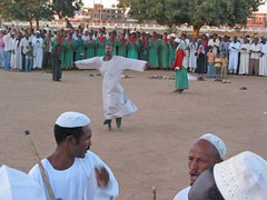 Derwish (nubianimage) Tags: nubian man derwish religion dance