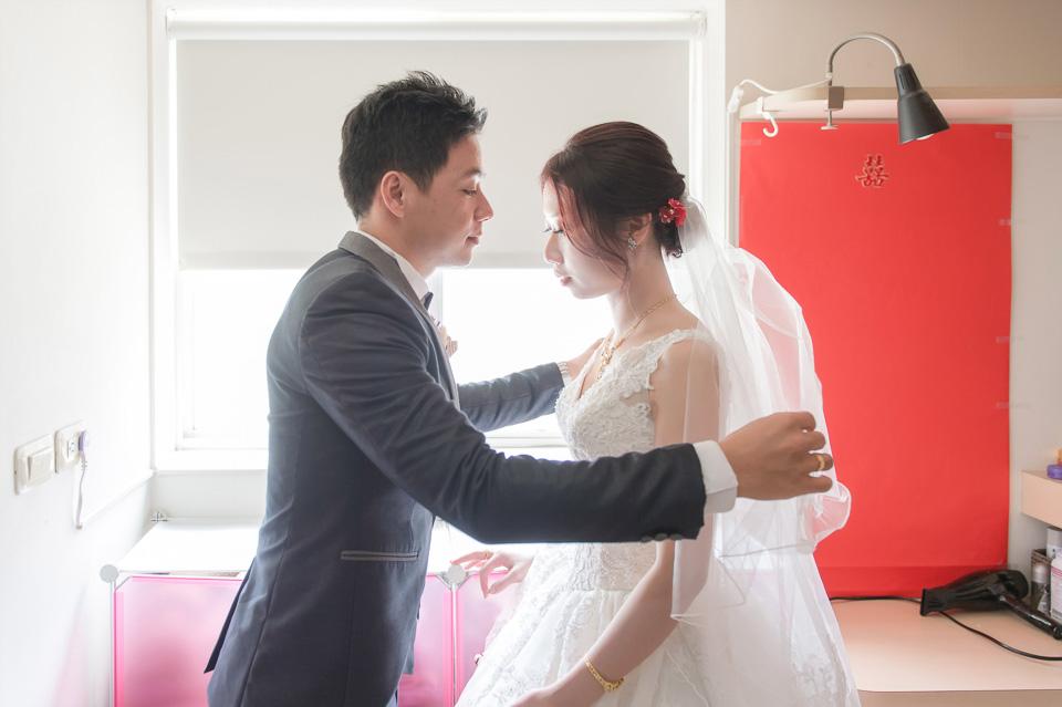 台南婚攝 婚禮紀錄 情定婚宴城堡 C & M 077