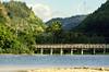 Kamananui Stream by Waimea Bay (Guy: Jussum Guy) Tags: ocean beach northshore kamananuistream waimeabay oahu hawaii pentaxk3