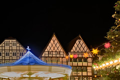 Christmas Impression (W_von_S) Tags: christmasimpression advent christmasmarket soest germany city stadt weihnachtsmarkt wvons werner autumn herbst sony outdoor longexposure langzeitbelichtung architektur nacht night architecture wow