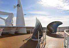 DSC_5132 (Vintage Alexandra) Tags: queen mary 2 cunard ocean liner transatlantic crossing cruise november photogrpahy sea maritime travel sunny sunshine