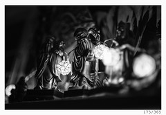 Fuk Sau Luk (Alja Ani Tuna) Tags: fuk sau luk 175 175365 365 man gods chinese mythology myth three threeman lights statue photo365 project365 portrait portraitunlimited people onephotoaday onceaday 35mm 365challenge 365project monocrome monochrome master nikond800 nikkor nikkor85mm nice f18 85mmf18 bw blackandwhite black blackwhite beautiful home