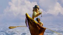 Captain Ahab the Musical (doyt) Tags: sculpture