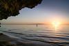 South Sun V (Josué Godoy) Tags: mar mer sea ocean oceano sol soleil coucherdesoleil sunset sun sunlight australia coralbay beach playa plage