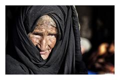 Old Tuareg Lady (alamond) Tags: tuareg lady old black village people natives sun sunshine face sahara desert sand tamanrasset canon 40d tamron brane zalar alamond portrait algeria eos 18270