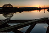 Merseyside Autumn (9 of 16) (andyyoung37) Tags: runcorn wiggisland refelections rivermersey sunset warrington england unitedkingdom gb