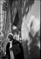 Friday prayer (intasko) Tags: monochrome film algerie algeria medea man trip landscape mju olympus bw pellicule life vision human algerian tradition islam vie muslim