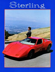 1978 Sterling (aldenjewell) Tags: 1978 sterling kit car california component cars san jose ca brochure