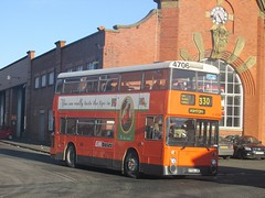 GM Buses 4706 A706LNC Boyle St, Manchester on 330 (1) (1280x960) (dearingbuspix) Tags: preserved greatermanchestertransport greatermanchester gmbuses manchesterchristmascracker manchesterchristmascracker2016 4706 a706lnc museumoftransportgreatermanchester museumoftransport